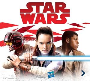 Star Wars von Hasbro