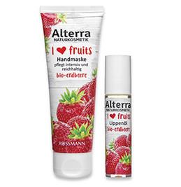 "Alterra ""I love fruits"" Erdbeere"