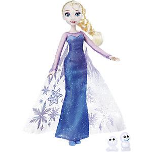 Die Eiskönigin Zauber der Polarlichter Elsa & Schneechen