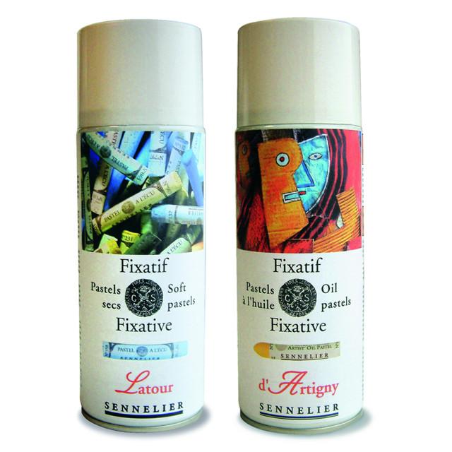 SENNELIER Pastell Fixativ Latour