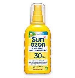 Sunozon Haar- und Kopfhautspray