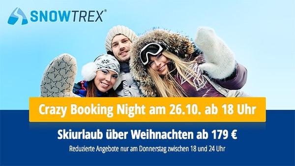 crazy booking night ber weihnachten ab 179 euro in den. Black Bedroom Furniture Sets. Home Design Ideas