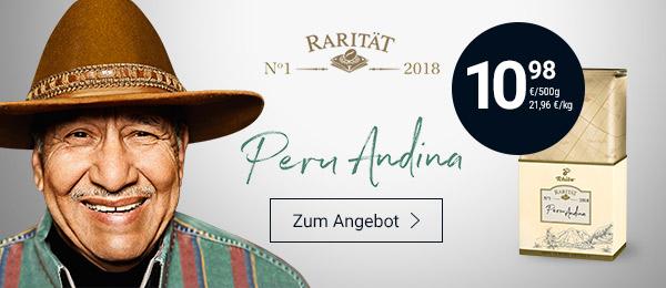 Rarität Peru Andina für 10,98€