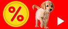 % bitiba Schnäppchenecke für Hunde - Dauertiefpreise %