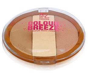 "RdeL Young ""Colour Breeze"" 3 Colour Press Powder"
