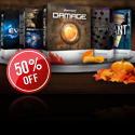 50% OFF KOMPLETE INSTRUMENTS AND EFFECTS