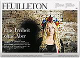 ZEIT - Feuilleton