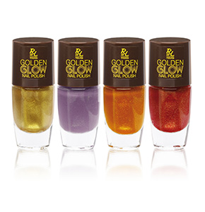 "RdeL Young ""Golden Glow"" Nail Polish"