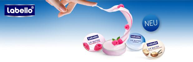 Innovatives Pflegeerlebnis - Labello Lipbutter entdecken