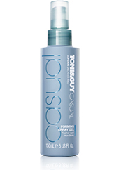 TONI&GUY CASUAL FORMING SPRAY GEL