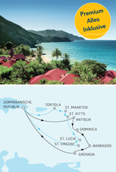 Angebot der Woche: Karibik Spezial