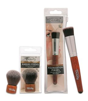 for your Beauty Professional Kabuki-Pinsel + Foundation-Pinsel