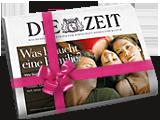 ZEIT - Geschenkabo