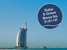 Dubai & Orient Bonus