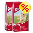 2 x 12 kg DogMio Classic