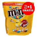 2 + 1 gratis M & M's 3 x 300 g