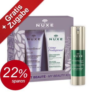 Nuxe Nuxuriance Ultra Augen- & Lippenkonturenpfl.