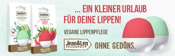 Jean&Len Lippenpflege
