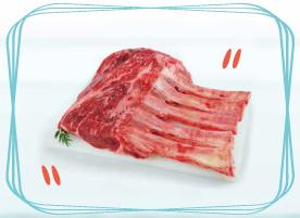 Tomahawk di bovino adulto