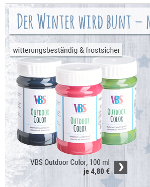 VBS Outdoor Color, 100 ml