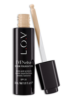 L.O.V EVENELIXIR serum foundation 020