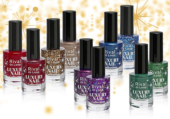 Rival de Loop Luxury Nail Collection LE