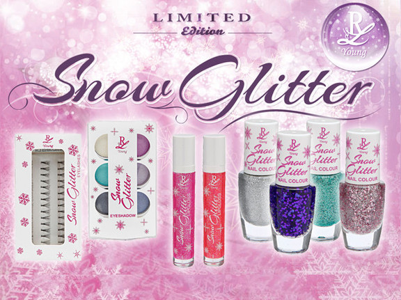 Rival de Loop Young Limited Edition Snow Glitter